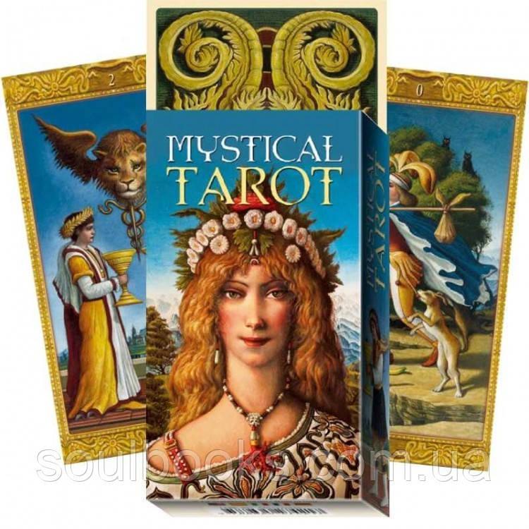 Карты Mystical Tarot (Мистическое Таро Коста)