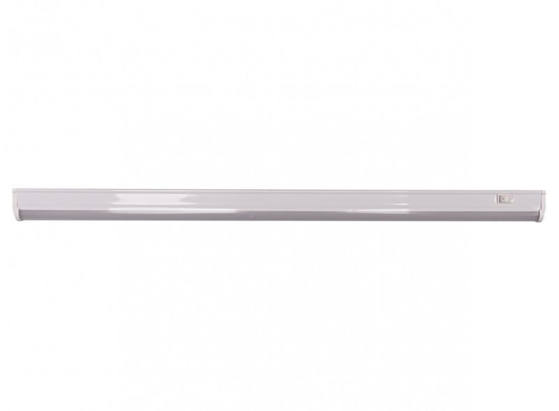 Светильник светодиодный Т5 12W 6000K линейный Luxel LX2001-0.9-12C IP20