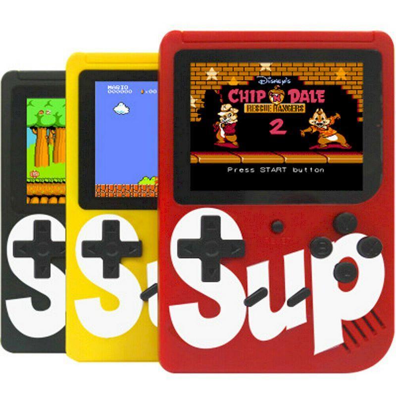 Приставка sup game box 400 8 бит