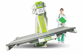 Рентген система на 3 рабочих места Helios DRF цифровая
