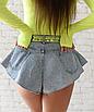 Женские шорты джинсовые Monika, фото 10