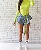 Женские шорты джинсовые Monika, фото 2