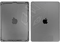 Задняя крышка для iPad Air (версия Wi-Fi), оригинал (черный, Space Gray)