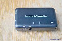 Bluetooth аудио 2 в 1 передатчик и приемник B9 V4.2 (Transmitter+Receiver)