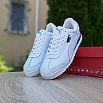 Мужские кроссовки Puma Roma BMW (белые) 10221, фото 8