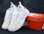 Мужские кроссовки Nike Zoom 2K (белые) 11757, фото 5
