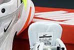 Женские кроссовки Nike M2K Tekno (бело-серые) 12120, фото 4