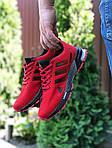 Мужские кроссовки Adidas Marathon TR 26 (красные) 9654, фото 2