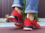 Мужские кроссовки Adidas Marathon TR 26 (красные) 9654, фото 3