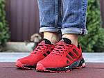 Мужские кроссовки Adidas Marathon TR 26 (красные) 9654, фото 4