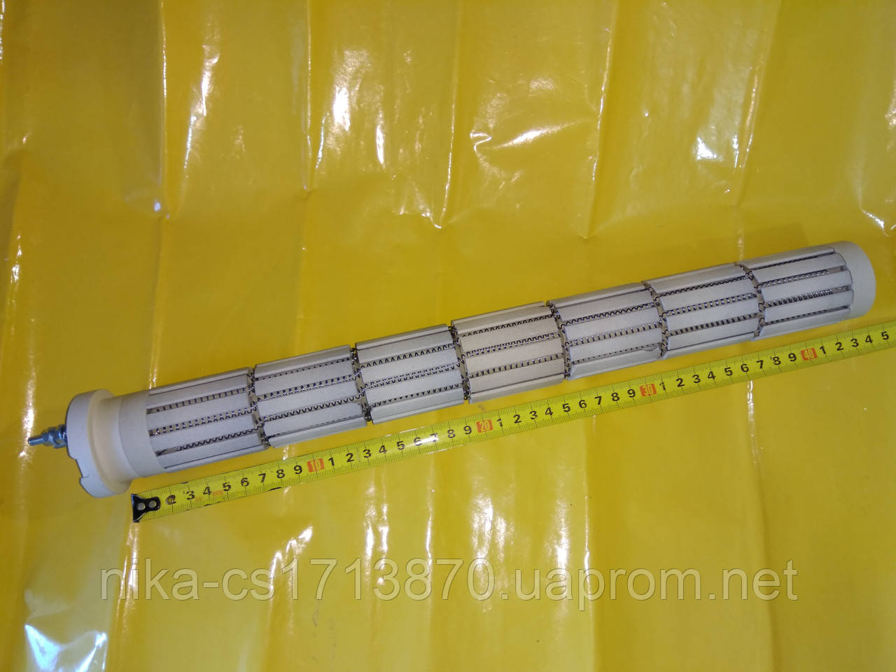Тэн сухой СТЕАТИТОВЫЙ керамический 2.4квт./230В/430мм. для бойлеров Thermex Ferroli Atlantic Произ. ELECTRON-T