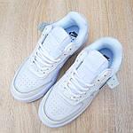 Женские кроссовки Nike Air Force 1 Shadow (белые) 20186, фото 8
