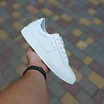 Мужские кеды Calvin Klein (белые) 10234, фото 2