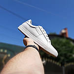 Мужские кеды Calvin Klein (белые) 10234, фото 3