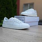 Мужские кеды Calvin Klein (белые) 10234, фото 4
