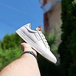 Мужские кеды Calvin Klein (белые) 10234, фото 6