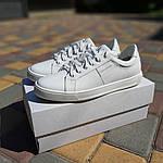 Мужские кеды Calvin Klein (белые) 10234, фото 8