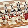 """Шахматы """"Битва при Ватерлоо"""" (Small size)"""