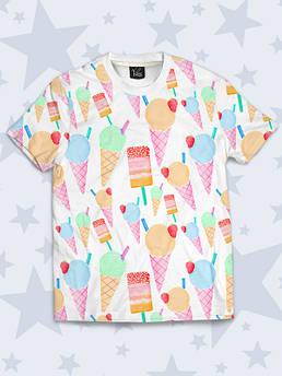 Дитяча футболка Морозиво Пломбір