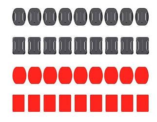 Набор платформ и липучек для платформ 18 в 1 (двухсторонний 3М скотч)