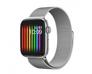 Смарт Часы Apple watch - Smart Bracelet W20 (Итальянская петля, съемный браслет)