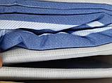 Комплект постельного белья из натурального , хлопка,  ( сатин)  220 х 200, фото 3
