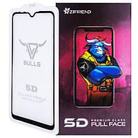 Защитное стекло Zifriend 5D (full glue) для Xiaomi Mi A3 (CC9e), фото 1