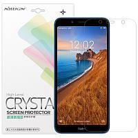 Защитная пленка Nillkin Crystal для Xiaomi Redmi 7A, фото 1
