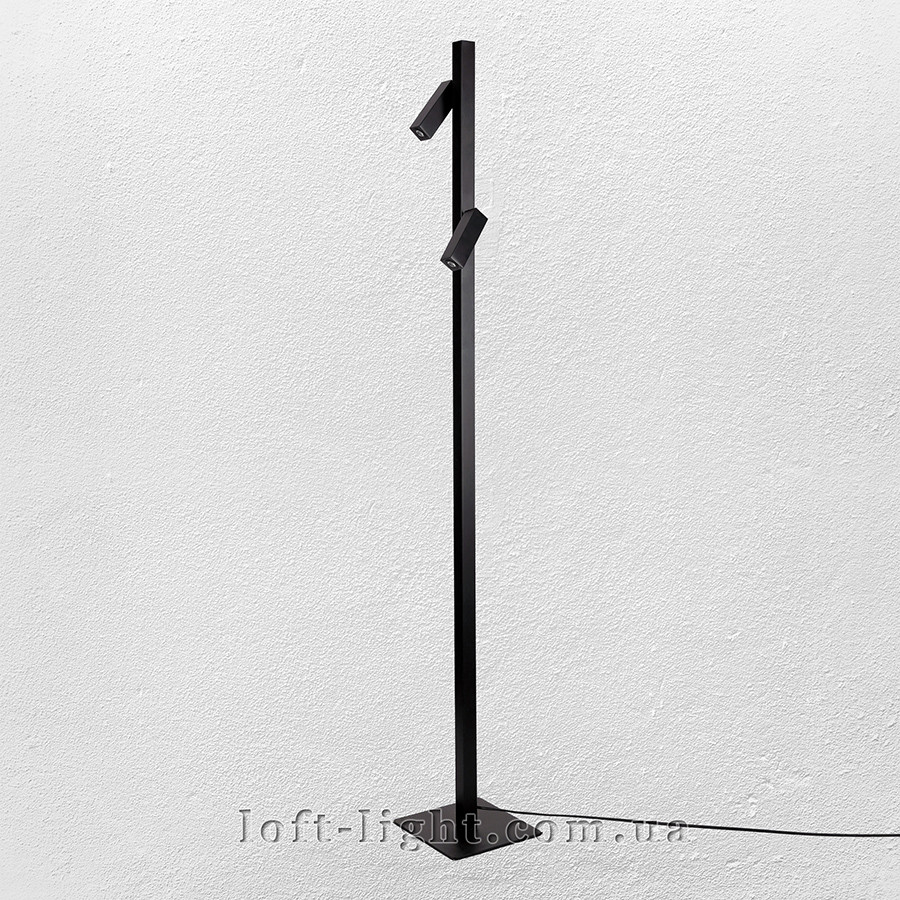 Торшер  модерн  919-2071 BK LED 3W