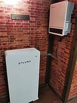 Накопительная система Power bank Soluna 15K Pack HV с 3-х фазным гибридным инвертором для солнечной энергии, фото 3