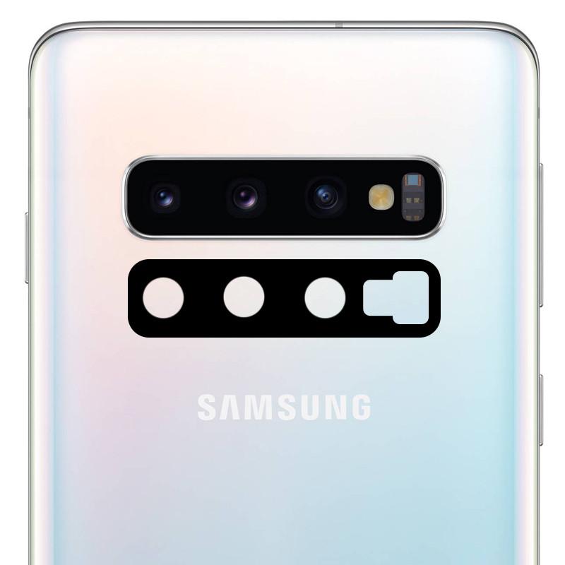 Гибкое ультратонкое стекло Epic на камеру для Samsung Galaxy S10 / S10+