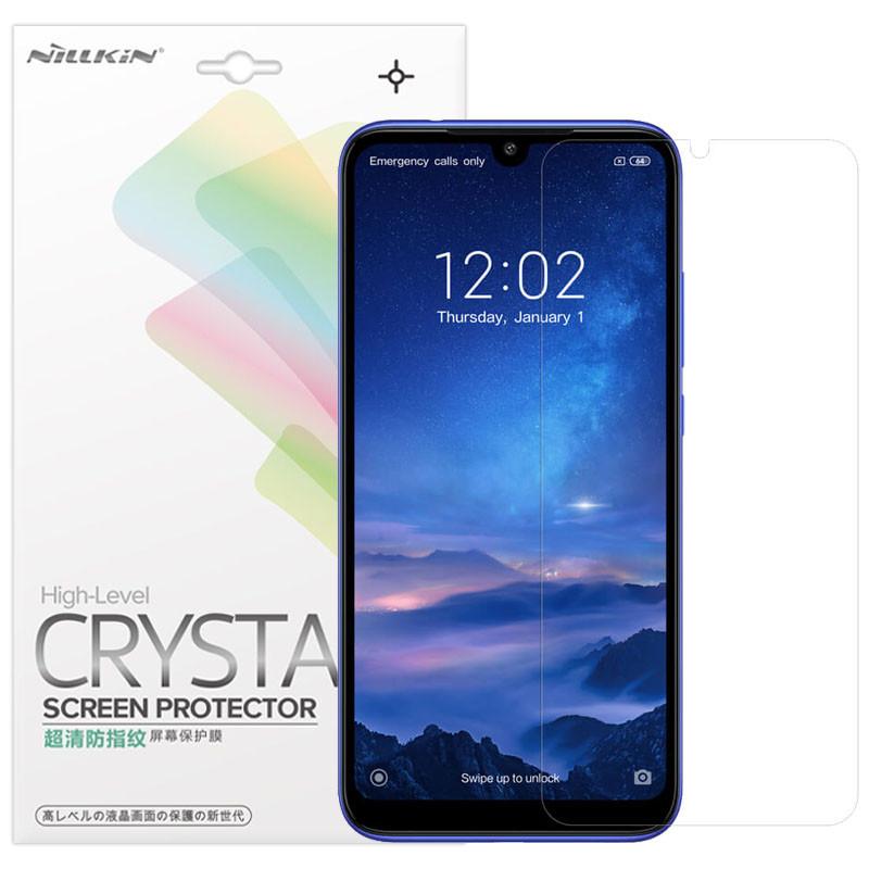 Защитная пленка Nillkin Crystal для Xiaomi Redmi 7