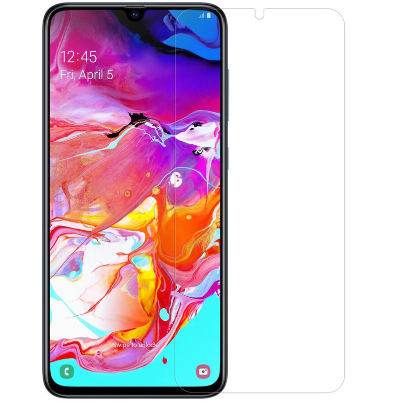 Защитная пленка Nillkin Crystal для Samsung Galaxy A70 (A705F)