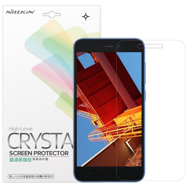 Защитная пленка Nillkin Crystal для Xiaomi Redmi Go