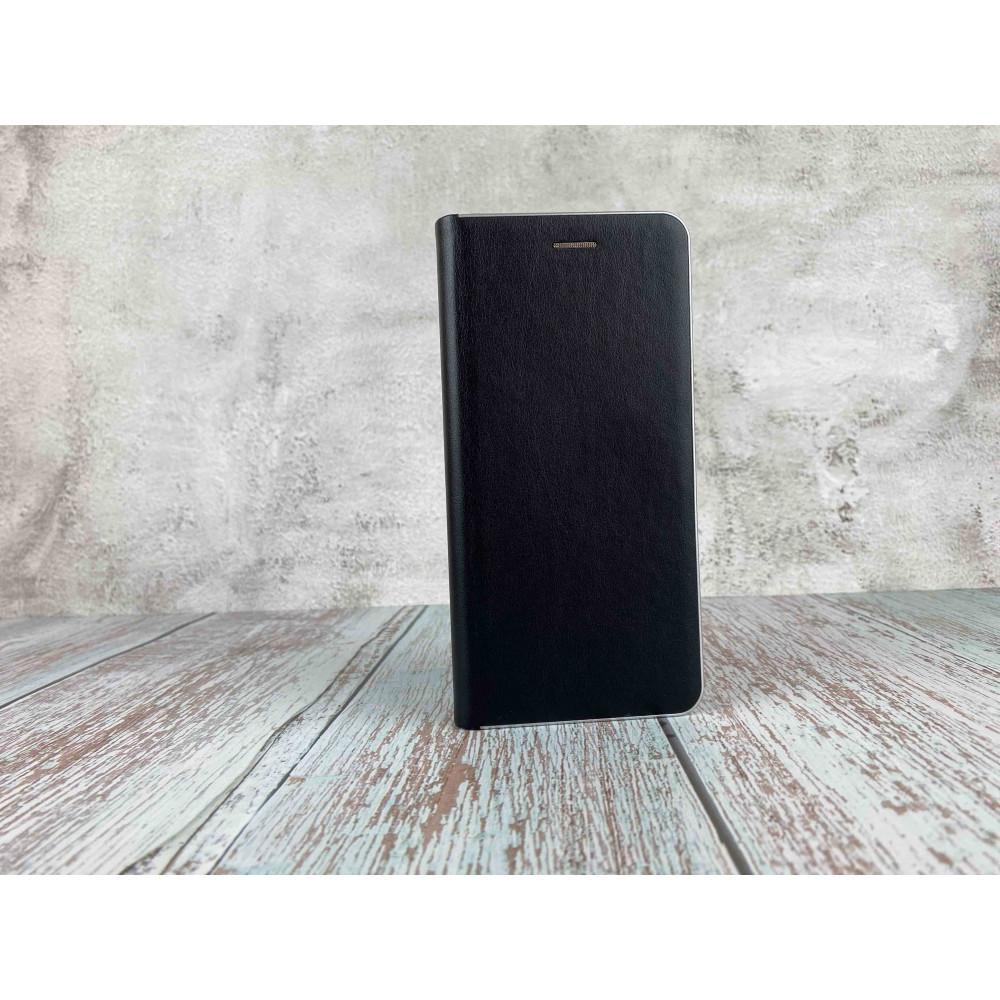 Чехол-книжка Metal Xiaomi Redmi Note 8T (Черный)