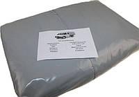 Тент Газель-Дует 2х сторонній, нового зразка, 8 люверсів, посилений, сірий 500г/м (БелТЕНТ покупн. ГАЗ)