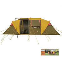 Палатка шестиместная двухкомнатная  Mimir Х-1820
