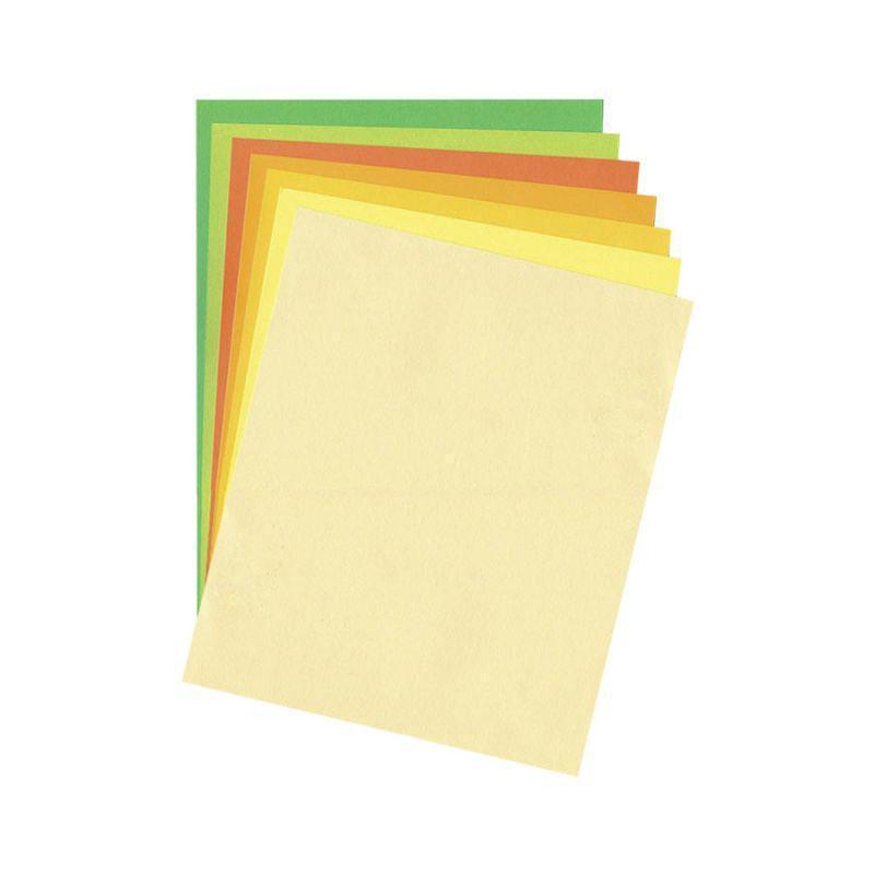 Бумага для дизайна В2 Folia Tintedpaper 50x70см №14 желтая 130г/м без текстуры 4001868067149
