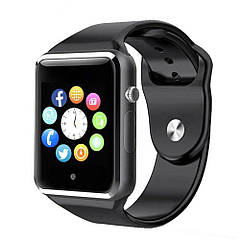 Смарт-часы Smart Watch A1 Black (vol-26)
