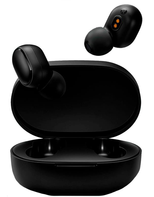 Bluetooth-гарнитура Xiaomi Redmi AirDots Black (ZBW4480GL)