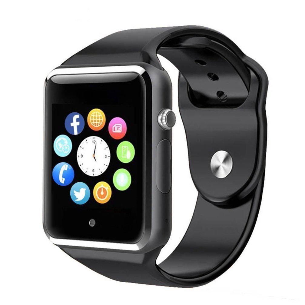 Смарт-часы Smart Watch A1 Black (AA0119)