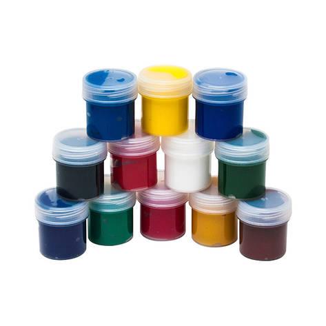 Набор гуашевых красок Rosa 12x20мл, фото 2