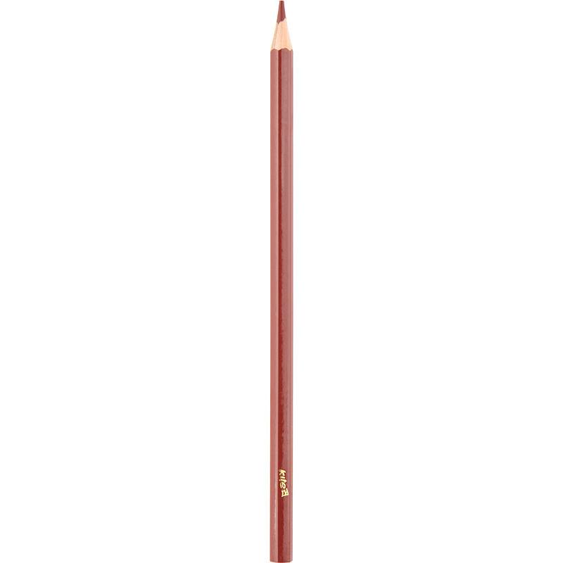 Карандаш цветной Kite коричневый K17-1051-19