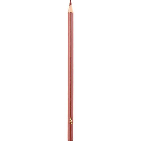 Карандаш цветной Kite коричневый K17-1051-19, фото 2