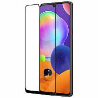 Защитное стекло XD+ (full glue) (тех.пак) для Samsung Galaxy A31