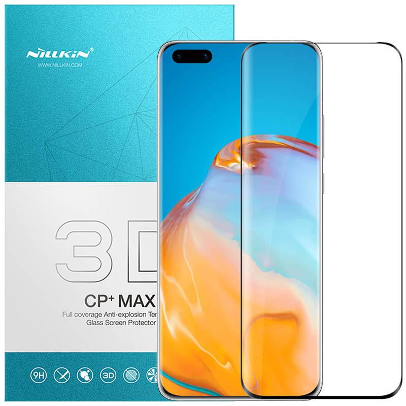 Защитное стекло Nillkin (CP+ max 3D) для Huawei P40 Pro