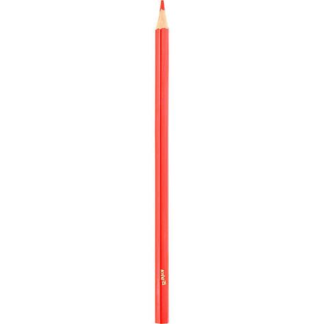 Карандаш цветной Kite красный K17-1051-06, фото 2