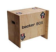 Пліометричний бокс для кросфіту Becker Box XS, 5 d 1 бокс