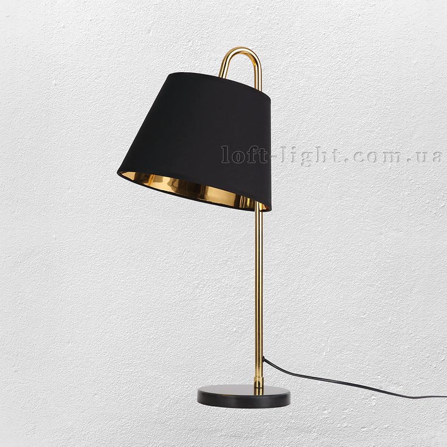 Настольная лампа  модерн  919-2089 BK