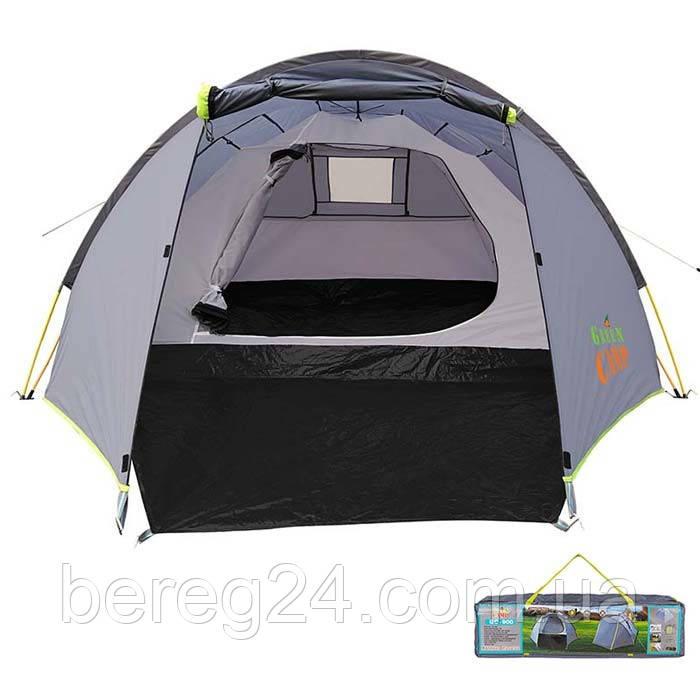 Палатка - автомат 4 местная Green Camp 900
